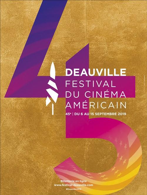 Festival de Deauville 2019 affiche
