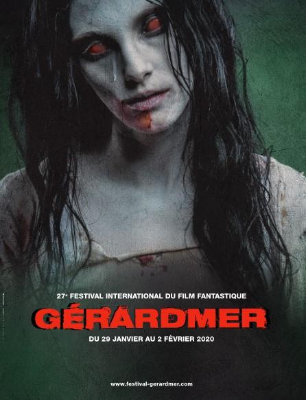 Festival de Gérardmer 2020 affiche