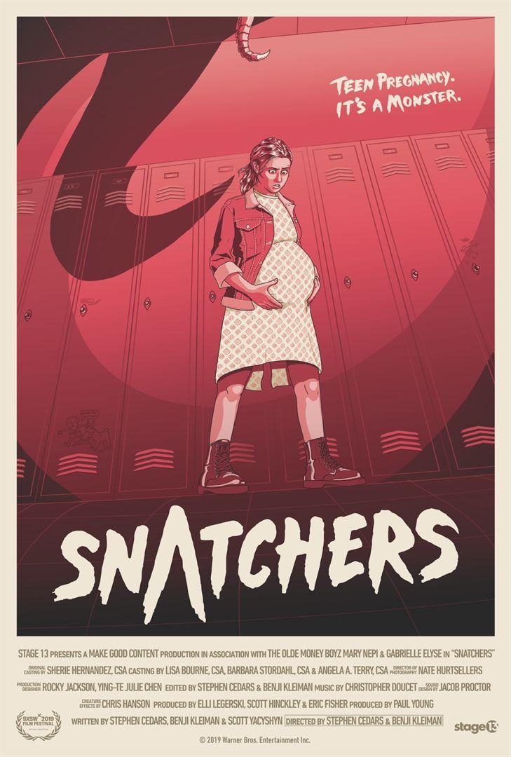Festival de Gérardmer 2020 - impression 01 Snatchers