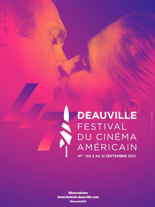 Festival du film américain de Deauville 2021 affiche