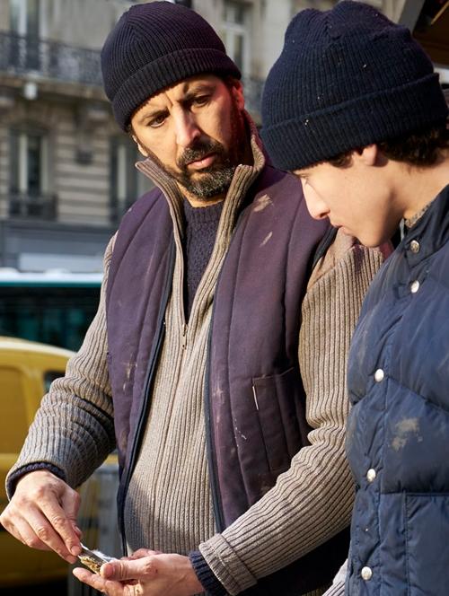 Festival du film francophone d'Angoulême 2020 impression Jour 4 film Ibrahim verticale