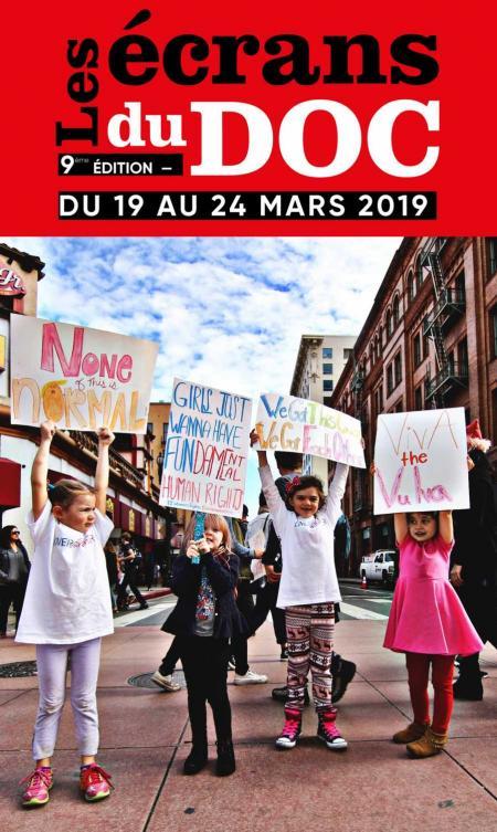 Festival Ecrans du Doc 2019 affiche