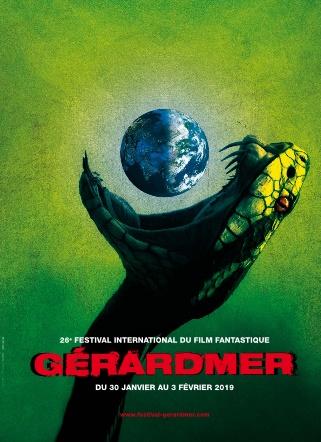 Festival de Gérardmer 2019 - affiche grande