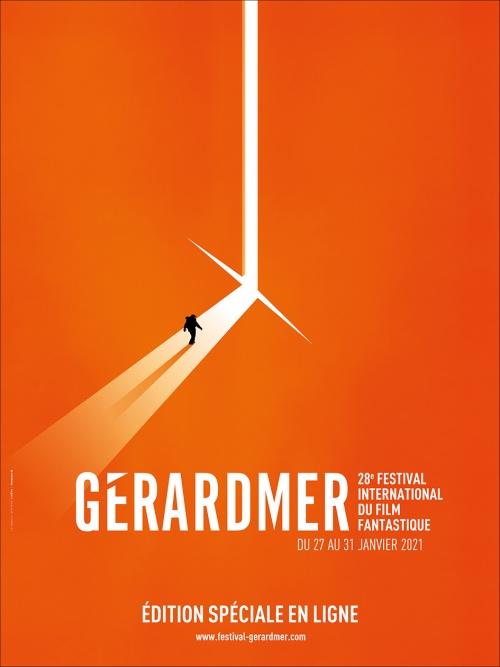 Festival de Gérardmer 2021 affiche