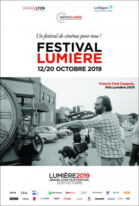 Festival Lumière 2019 affiche
