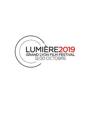 Festival Lumière 2019 présentation