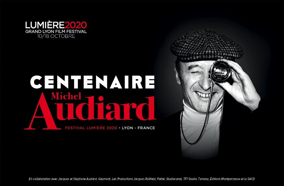Festival Lumière 2020 Audiard affiche horizontale