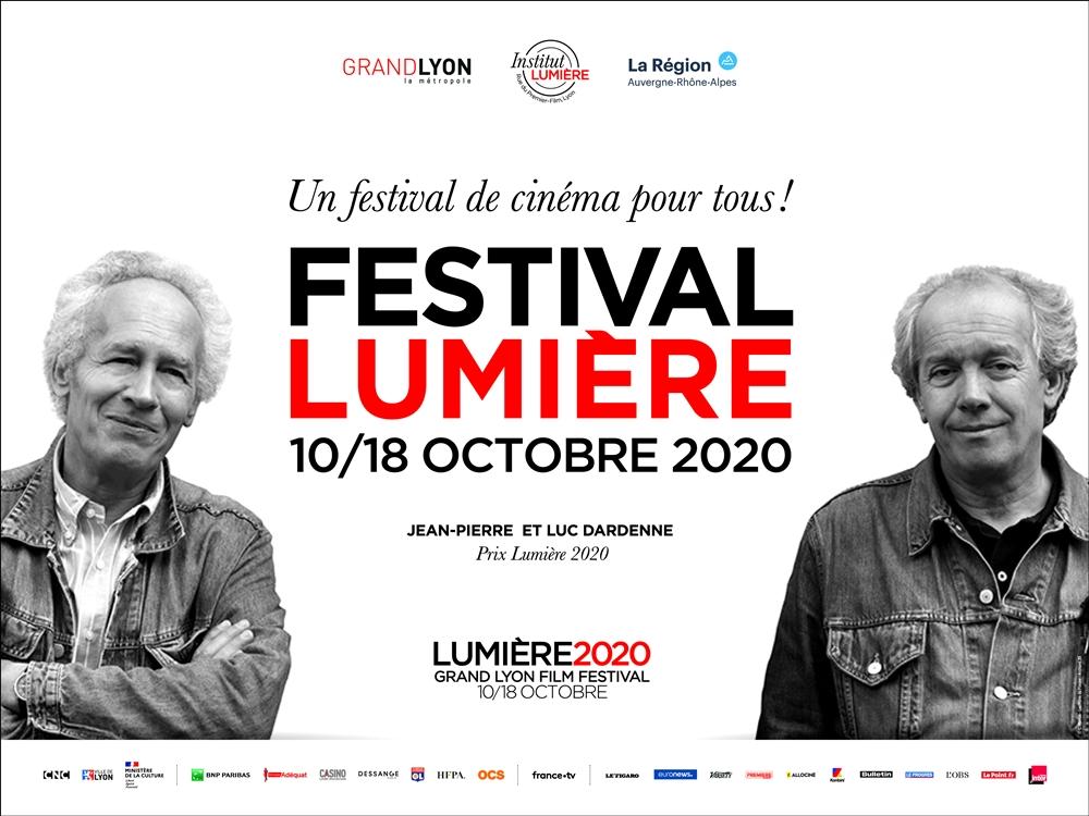 Festival Lumière 2020 affiche horizontale