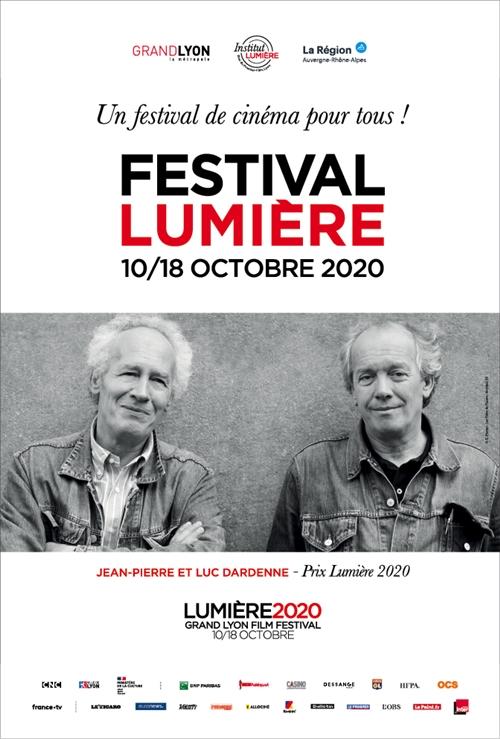 Festival Lumière 2020 affiche