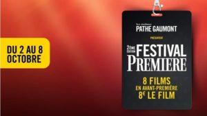 Festival Première Pathé Gaumont 2019 image