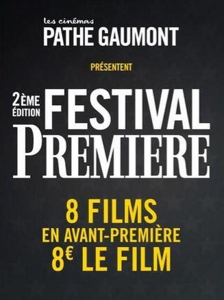 Festival Première Pathé Gaumont 2019