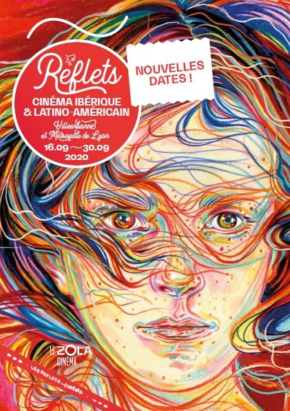 Festival Reflets du cinema ibérique et latino américain affiche