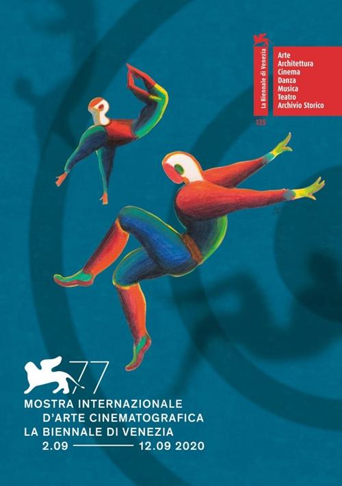 Festival de Venise 2020 affiche