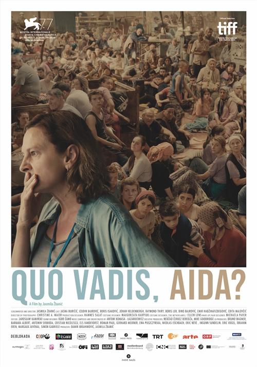 Festival de Venise 2020 impression 3 Quo vadis Aida ?