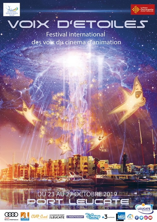 Festival Voix d'étoiles palmarès