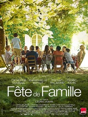 Fête de famille film affiche