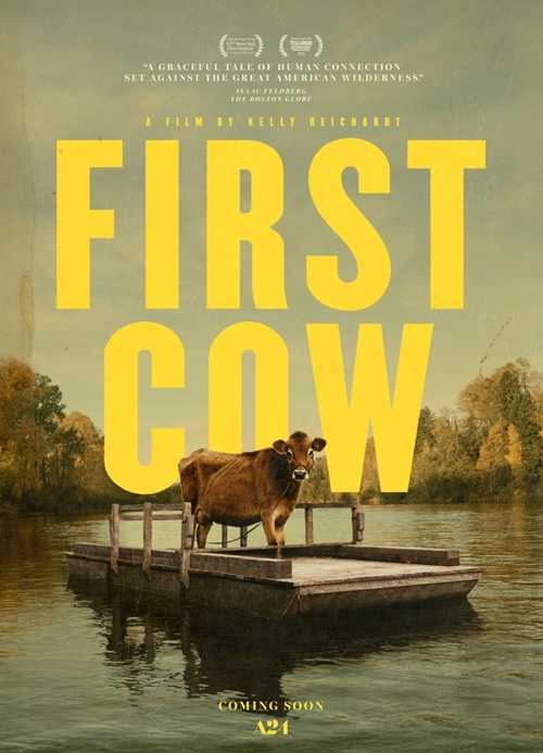 First Cow film affiche