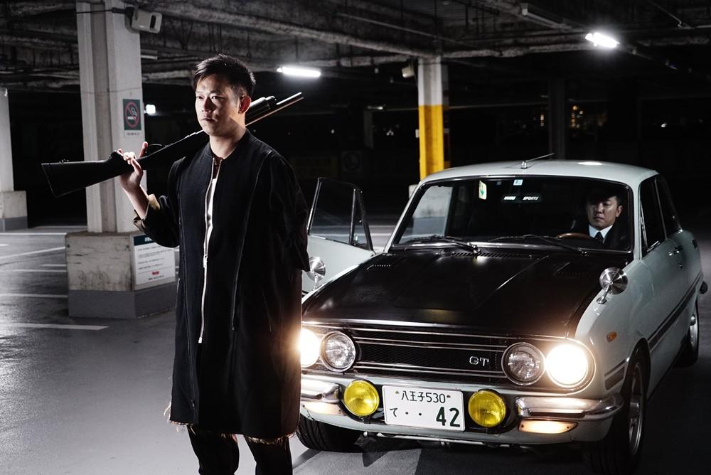 First love, le dernier yakuza film image