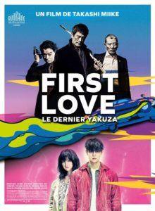 First love, le dernier yakuza film affiche