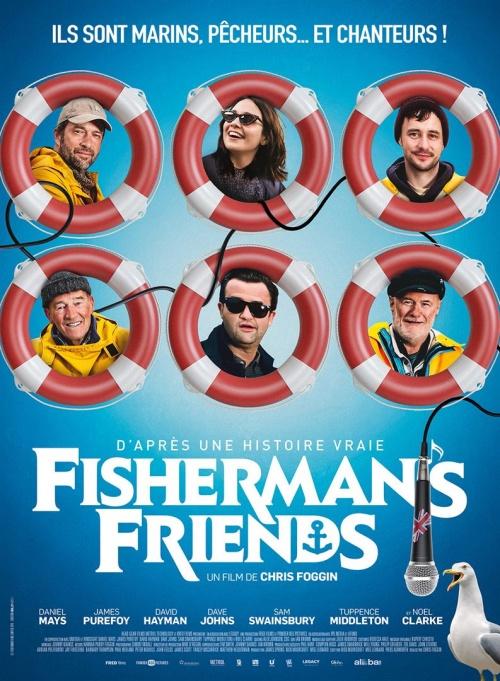 Fisherman's Friends film affiche réalisé par Chris Foggin