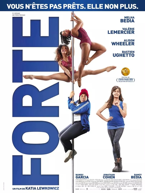 Forte film affiche
