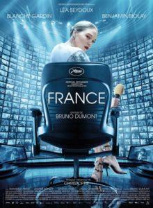 France film affiche réalisé par Bruno Dumont