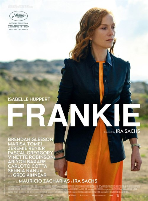 Frankie film affiche