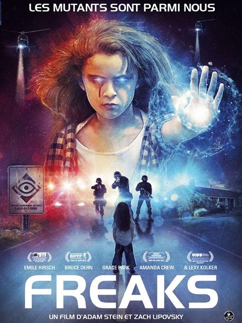 Freaks (2019) film affiche