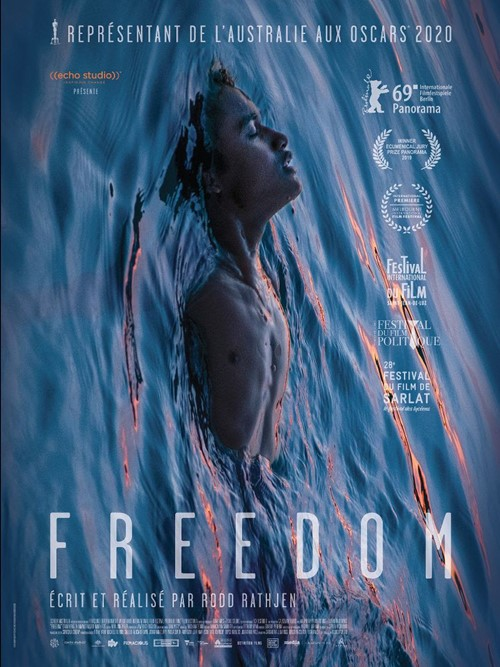 Freedom Buoyancy film affiche
