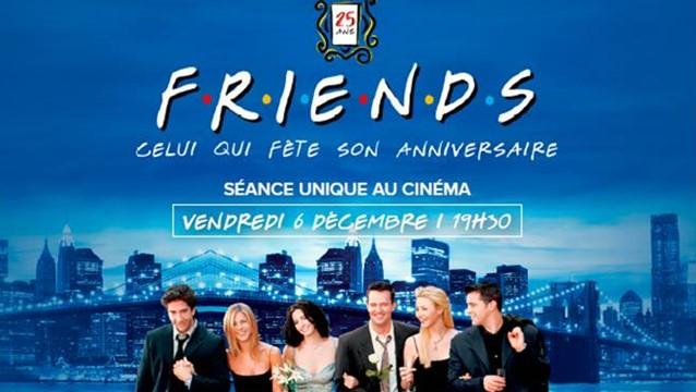 Friends 25ème anniversaire image