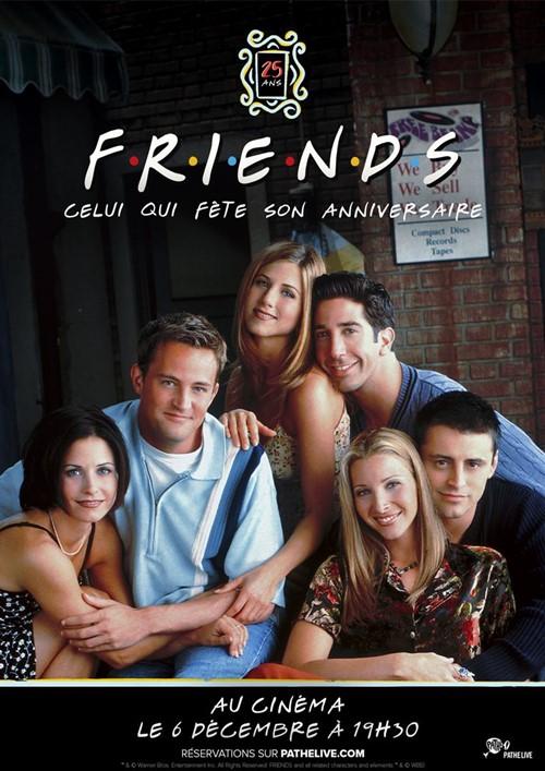 Friends 25ème anniversaire