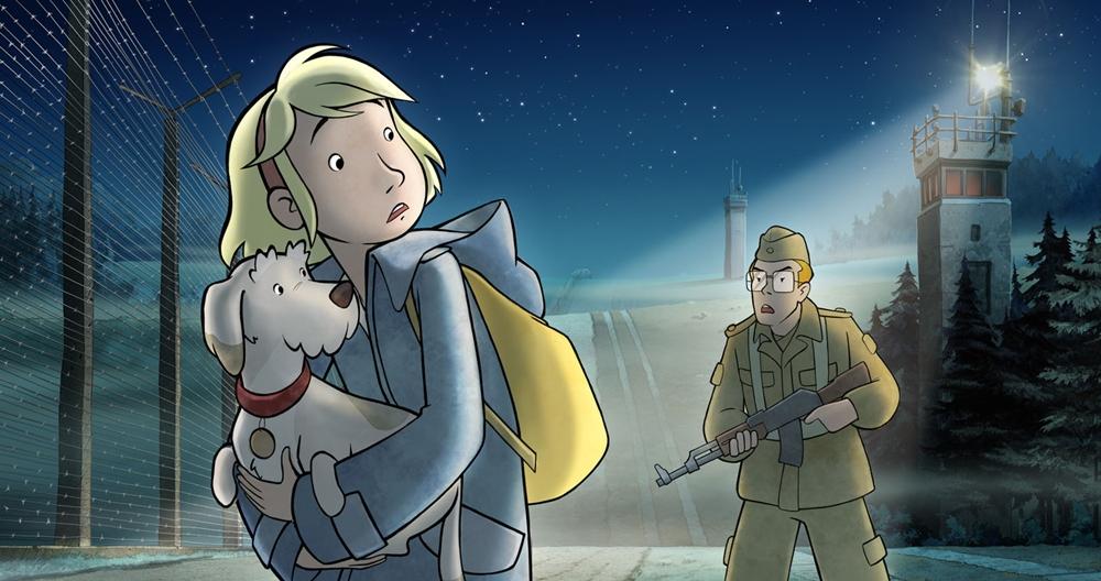Fritzi film animation