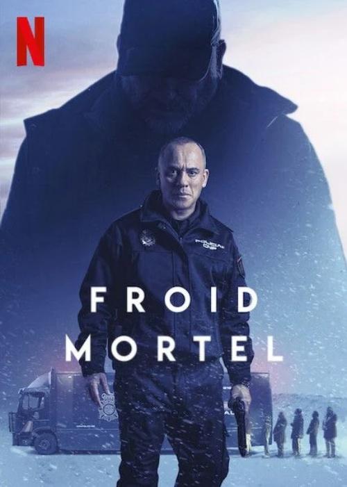 Froid Mortel film affiche réalisé par Lluis Quilez