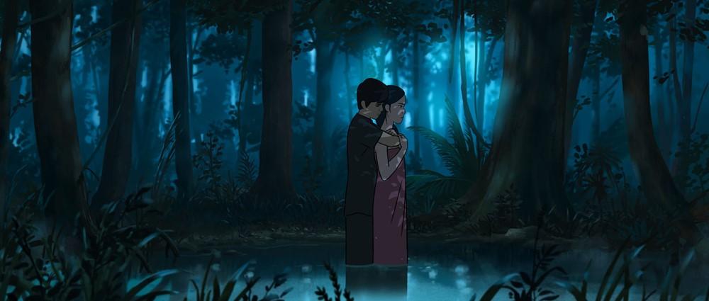 Funan film animation image