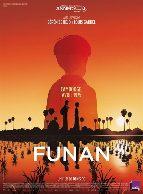 Funan film animation affiche