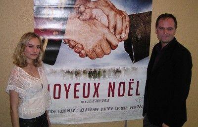 Film Joyeux Noel De Christian Carion.Critique Film Joyeux Noel Abus De Cine
