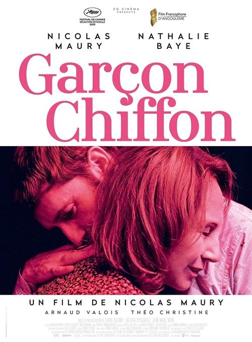 Garçon Chiffon film affiche