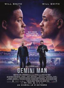 Gemini man film affiche