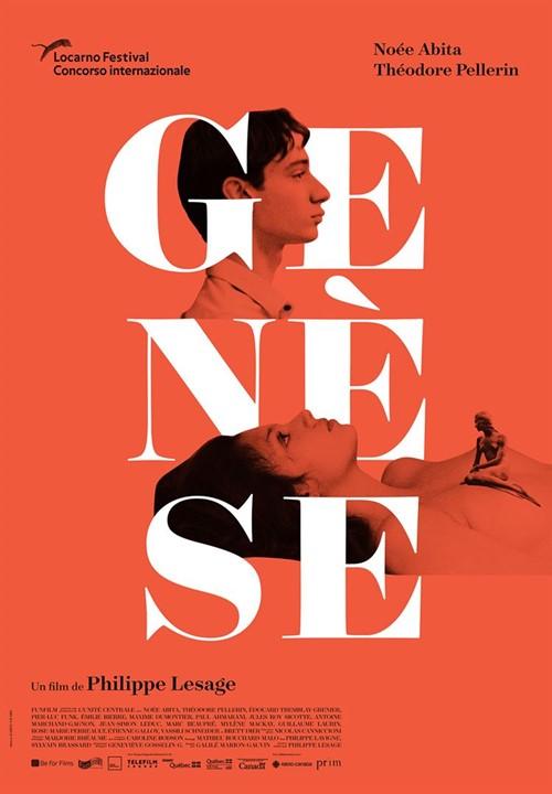 Genèse film affiche