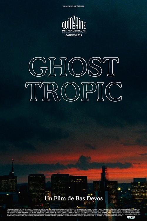 Ghost Tropic film affiche
