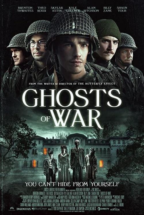 Ghosts of War film affiche réalisé par Eric Bress