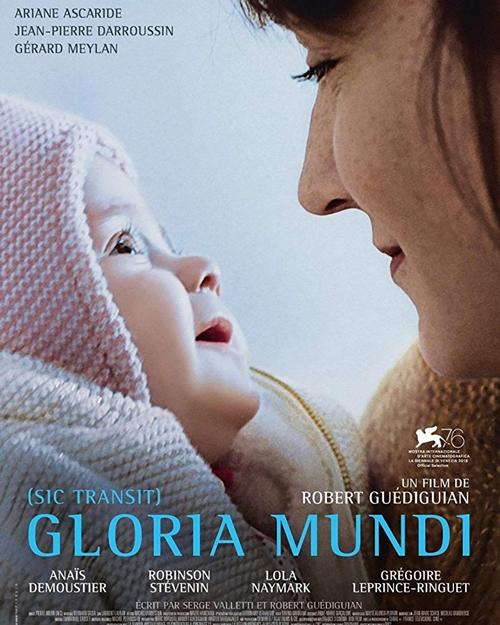 Gloria Mundi film affiche