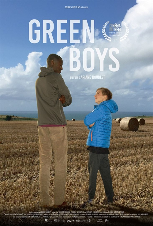 Green Boys film affiche