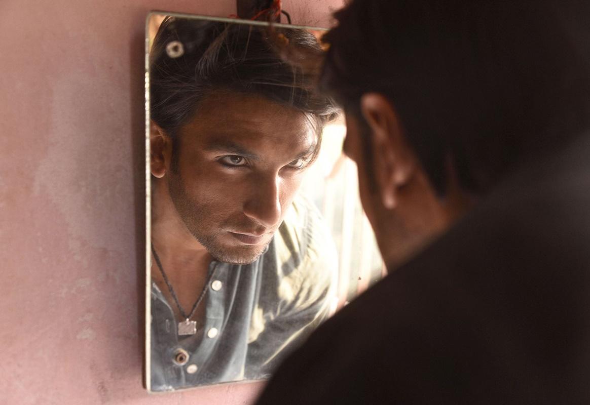 Gully Boy film image
