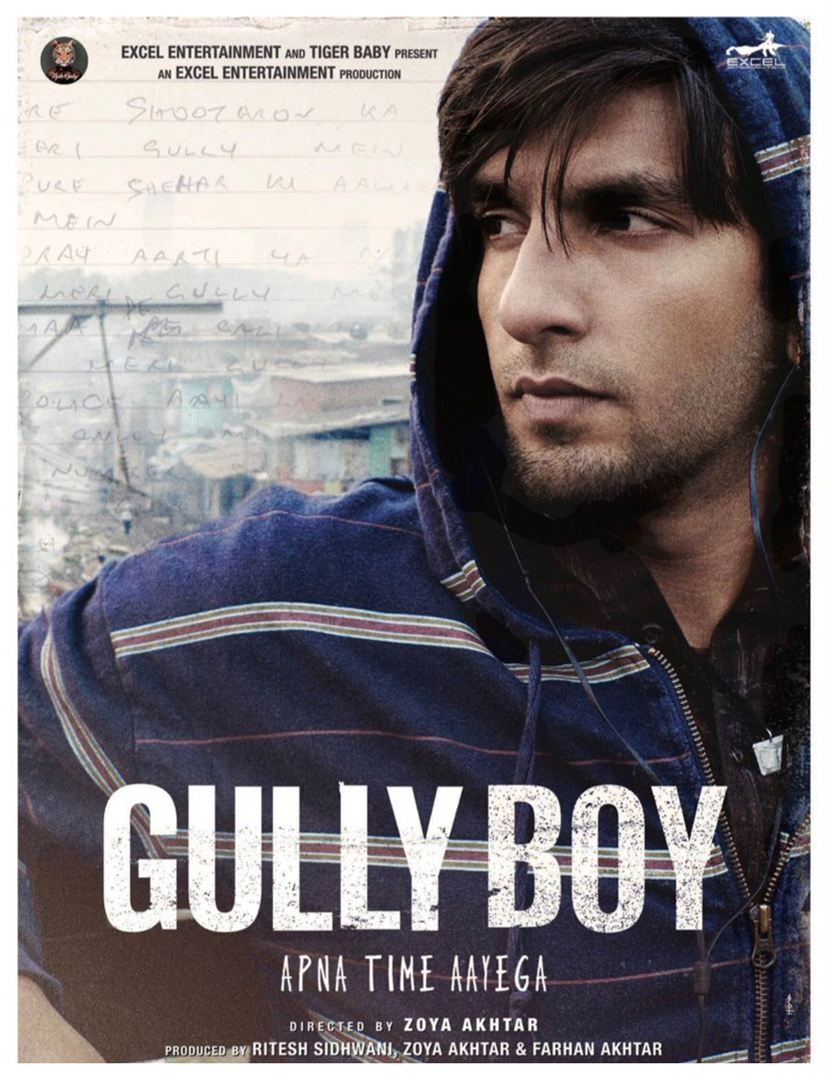 Gully Boy film affiche