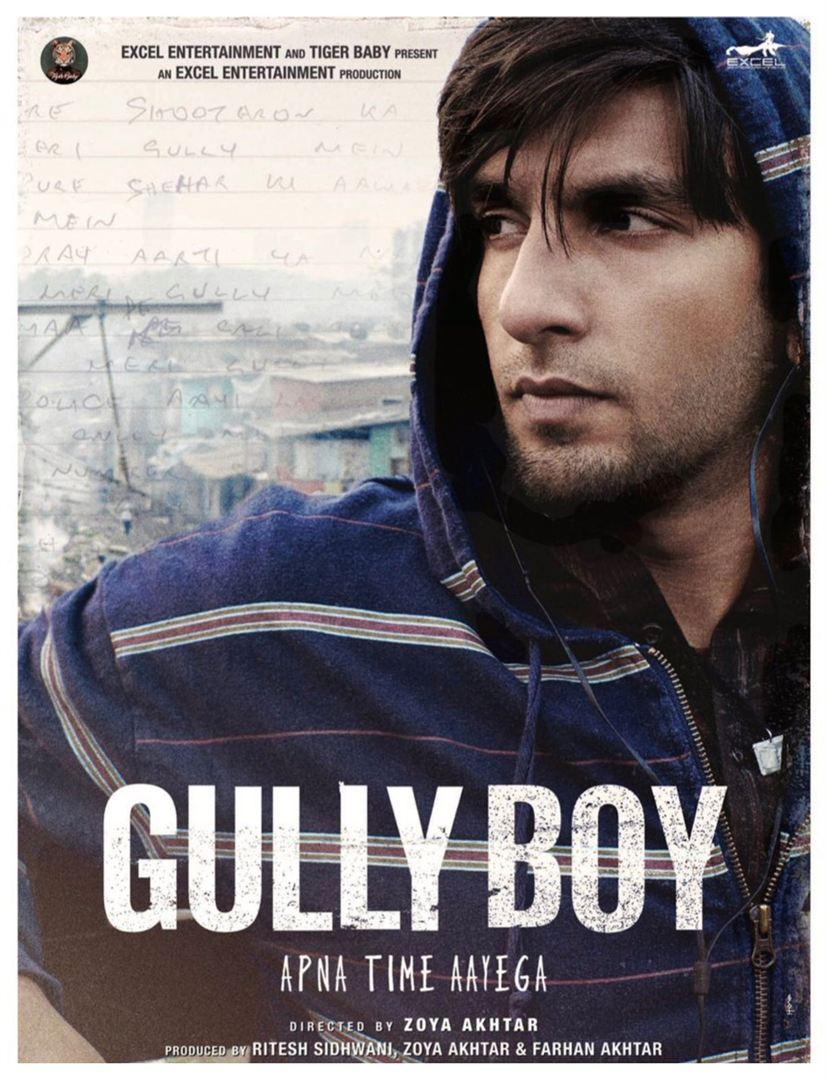 Gully Boy film affiche