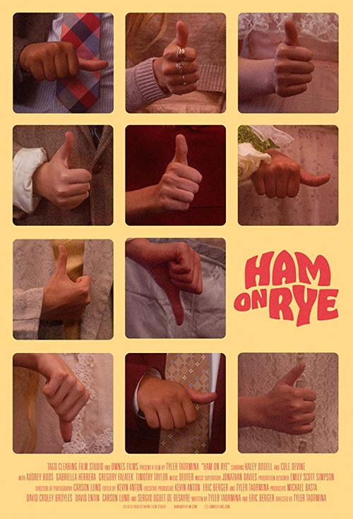 Ham on Rye film affiche
