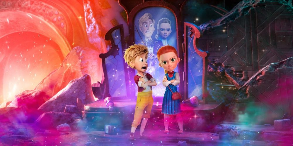 Hansel et Gretel, agents secrets film d'animation animated movie