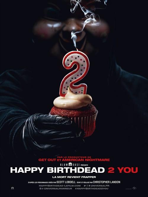 Happy Birthdead 2 you film affiche