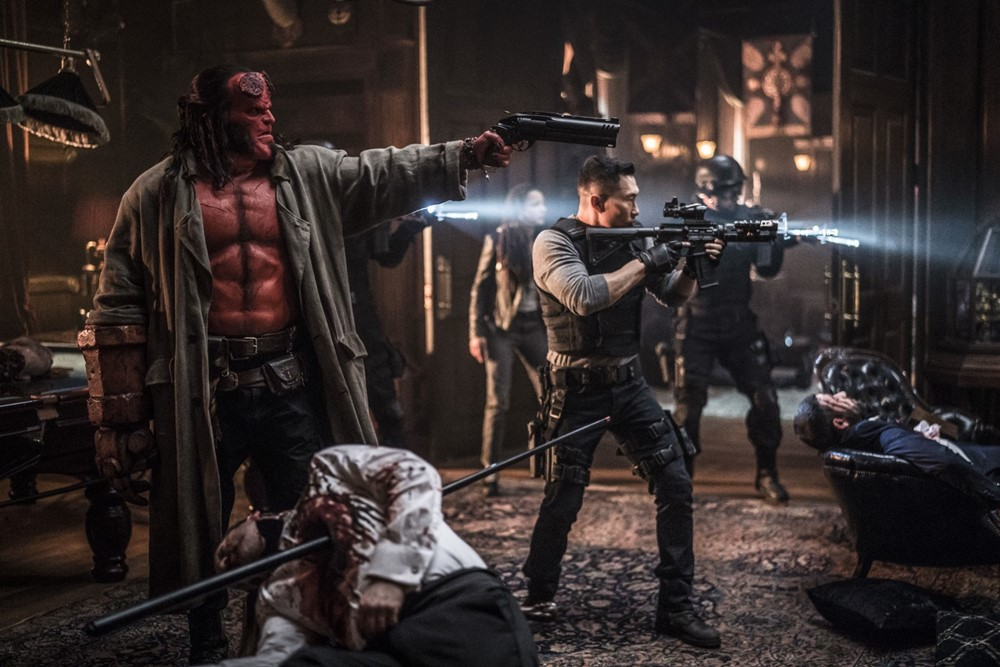 Hellboy 2019 film image